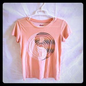 Pink Spiral Design CIRCO Shirt !